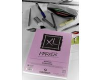 Canson XL Marker 70 GSM A3 Pack of 12 Extra Smooth Sheets
