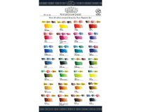 Mission Gold Professional Grade Extra-Fine Watercolour  - Set of 26 Tubes x 15 ML