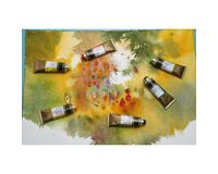 Mission Gold Professional Grade Extra-Fine Watercolour  - 15 ML - Bamboo Green