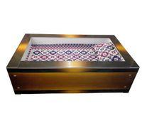 BigSmile Pool Bed - Metallic Brown (Glossy Finish)