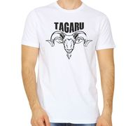 Tagaru-Tshirt  white English