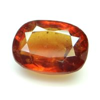 HESSONITE GARNET (GOMED)