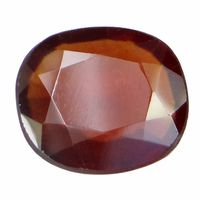 5.92 ct. / 6.58 Ratti NATURAL & GJSPC CERTIFIED HESSONITE GARNET (Gomed) ASTROLOGICAL GEMSTONE BY ARIHANT GEMS & JEWELS