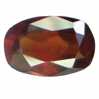 3.87 ct. / 4.3 Ratti NATURAL & GJSPC CERTIFIED HESSONITE GARNET (Gomed) ASTROLOGICAL GEMSTONE BY ARIHANT GEMS & JEWELS