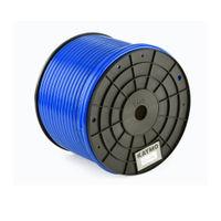 PU Braid Air Hose 8X12MM, 100M, Blue