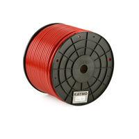 PU AIR HOSE, 8x12MM, 100M, RED