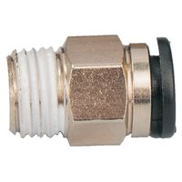 PUSH-TO-CONNECT FITTING JPC STRAIGHT 1/4