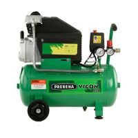 COMPRESSOR VIGON 240 2HP    24 LTRS