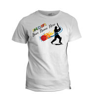 Cricket Your Name Here Tshirt