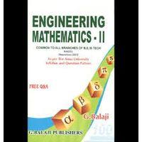 Engineering Mathematics 2   G.Balaji