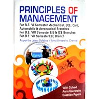 Principles Of Management | Dr.G.K.Vijayaraghavan