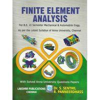 Finite Element Analysis | S.Senthil