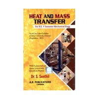 Heat and Mass Transfer   Dr.S. Senthil