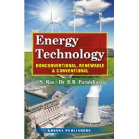 Energy Technology - Non Conventional, Renewable & Conventional | Rao