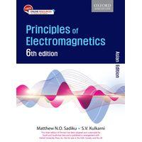 Principles of Electromagnetics (6Ed) |  Matthew N.O. Sadiku , S.V. Kulkarni