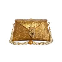 Gold antique bag
