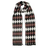 Tiekart men brown scarf