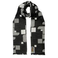 Tiekart men grey scarf