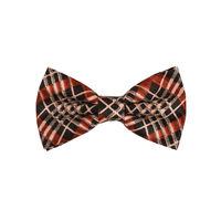 Tiekart men red bow tie