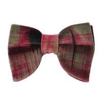 velvet impression bow ties partywear for men