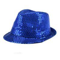 Tiekart men blue winter caps