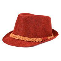 Tiekart men red hat