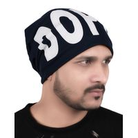Tiekart men blue   beanie winter cap