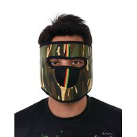 Tiekart men multi bikers mask