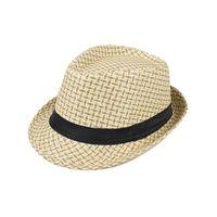 Tiekart men brown hat