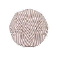 Tiekart men multi striped winter golf cap