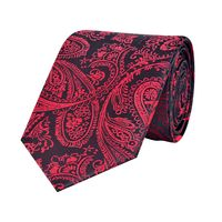 Tiekart men multi floral  reversible tie