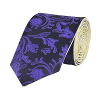 Tiekart men multi paisley  reversible tie