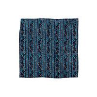 Tiekart men blue  silk pocket square