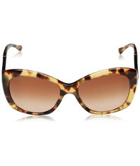 Burberry 4164 327813 Tortoise 4164 Cats Eyes Sunglasses Lens Category 2