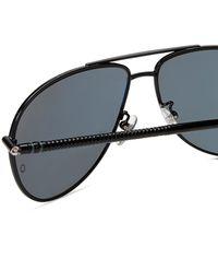 Mont Blanc MB361S6101R Aviator Polarized Sunglasses