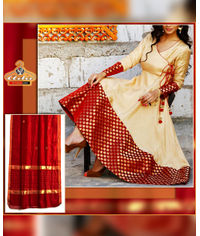 A-Shaped Anarkali Ethnic Dress