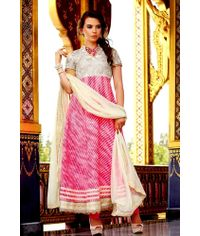 Stylish Leheria Design Dress
