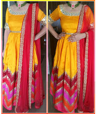 Anarkali Gown Dress