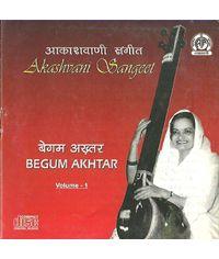 Begum Akhtar  Vol 1