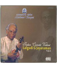 Lalgudi G Jayaraman  Vol 1