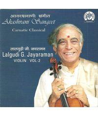 Lalgudi G Jayaraman  Vol 2