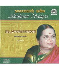 M L  Vasanthakumari  Vol 1
