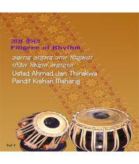 Filigree of  Rhythm Tabla Vol 1