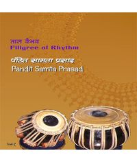 Filigree of  Rhythm Tabla