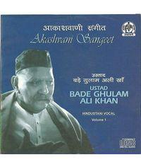 Bade Ghulam Ali Khan Vol 1