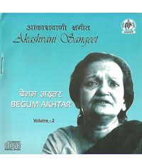 Begum Akhtar Vol 2