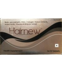 HairNew for men and women hair regrowth