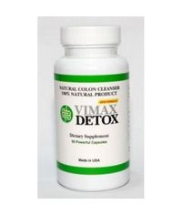 Vimax Detox One Bottle Made in Canada