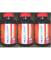 Hugegenic Three bottles USA imported