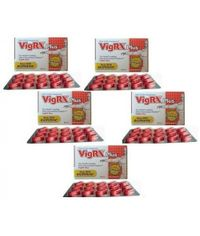 Vigrx Plus Five  Box USA imported